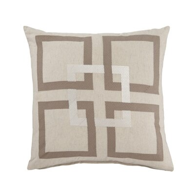 Brookdale Throw Pillow Cover