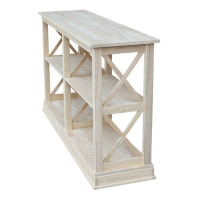 Cosgrave Console Table Finish: Light Brown