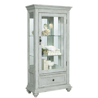 Tower City Base Curio Cabinet