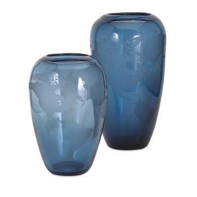 Global Glass Vase Size: Large SEHO9716 33845038