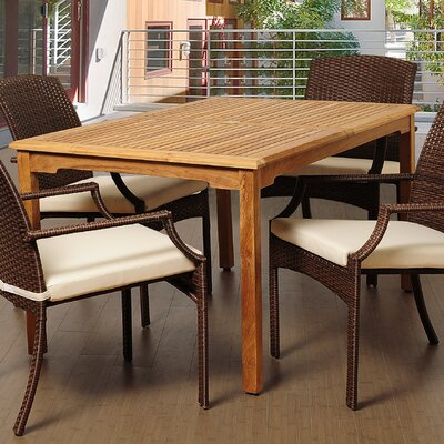 Bridgepointe Rectangle Dining Table