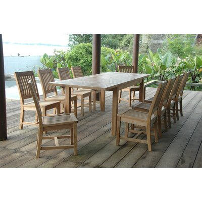 Milena 5 Piece Dining Set