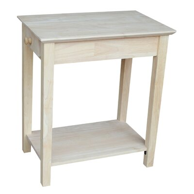 Wembley End Table With Storage