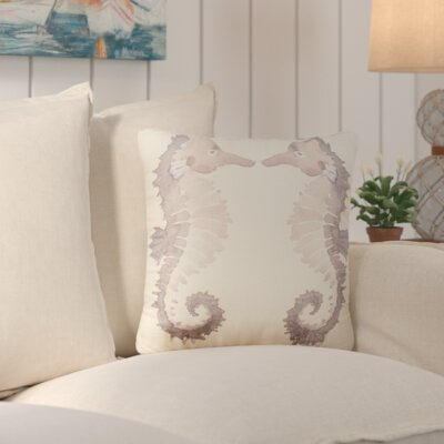 Heatherfield Cotton Throw Pillow