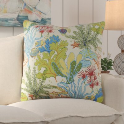 Evadne Indoor/Outdoor Floor Pillow
