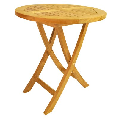 Farnam 27 Round Bistro Folding Table