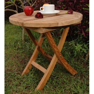 Farnam Mini Round Folding Side Table