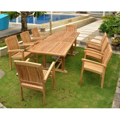 Cheap Wood Dining Set Product Photo