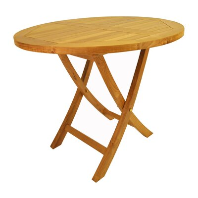 Farnam 35 Round Bistro Folding Table