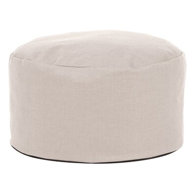 Cedar Foot Pouf Sterling Ottoman Color: Sand