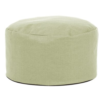 Cedar Foot Pouf Color: Willow