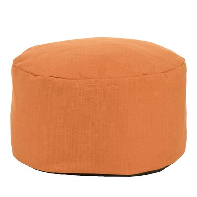 Cedar Foot Pouf Color: Canyon
