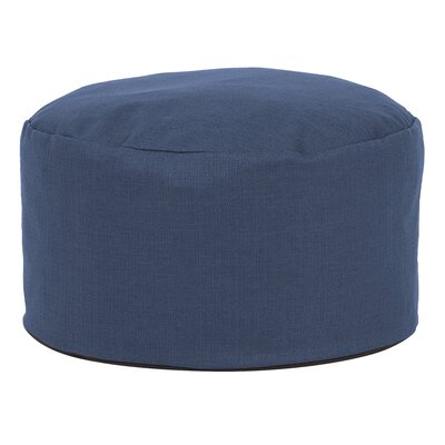 Picardy Foot Pouf Sterling Ottoman Color: Indigo