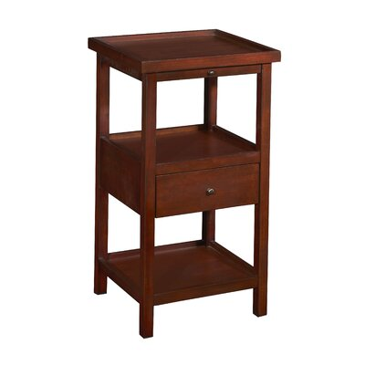 Merrimac End Table Color: Cherry