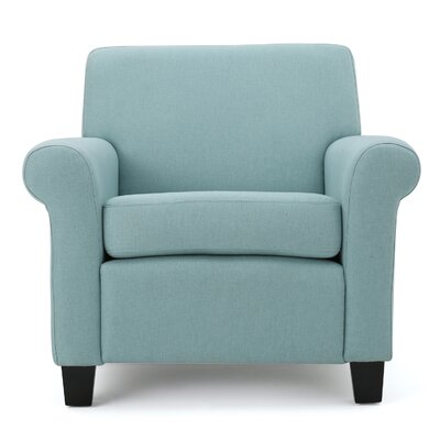 Sharon Armchair Upholstery: Light Blue