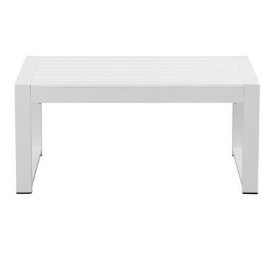 Landenberg Coffee Table Finish: White