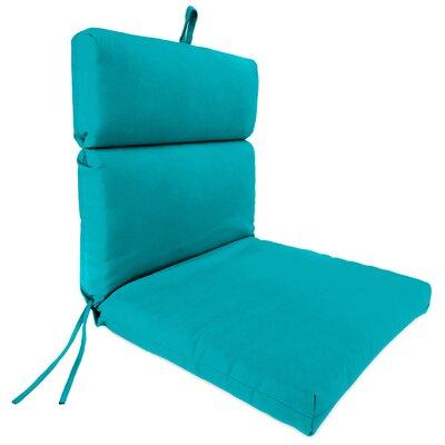 Outdoor Adirondack Chair Cushion Fabric: Fresco Atlantis
