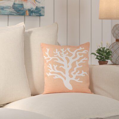 Williamston Linen 2 Outdoor Throw Pillow Size: 20 H x 20 W x 2 D
