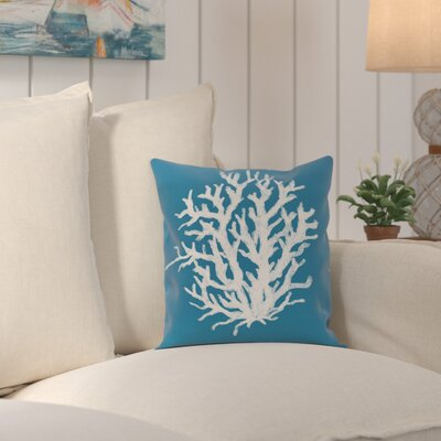 Fairhill Geometric Print Throw Pillow Size: 18 H x 18 W x 1 D, Color: Paisley