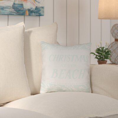 Norwich Indoor/Outdoor Throw Pillow Size: 18 H x 18 W x 4 D