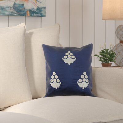 Cliona August Moon Handcrafted Throw Pillow