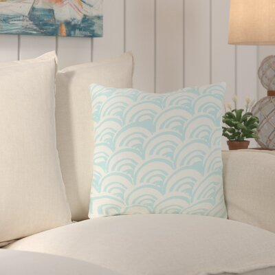 Southington Throw Pillow Size: 18 H x 18 W x 4 D, Color: GreenNeutral