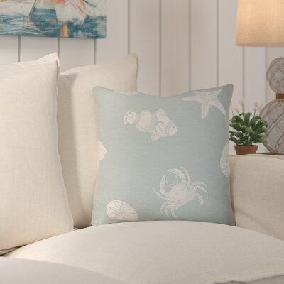 Santa Rosa Throw Pillow Color: Pool