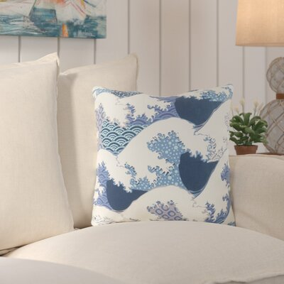 Charter Oak Contemporary Throw Pillow Size: 18 H x 18 W x 4 D