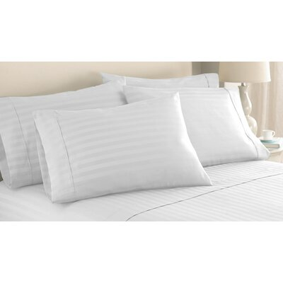 Kennebunkport 1000 Thread Count Sheet Set Size: Full, Color: White