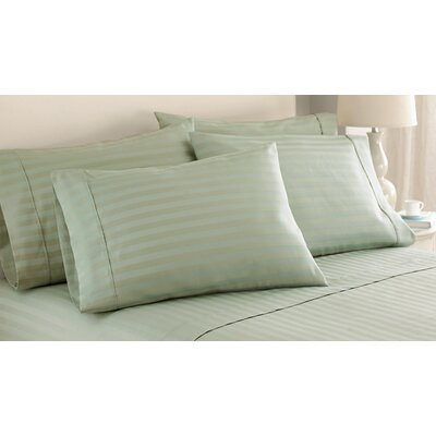 Kennebunkport 1000 Thread Count Sheet Set Size: Queen, Color: Sage