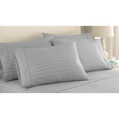 Kennebunkport 1000 Thread Count Sheet Set Size: King, Color: Gray