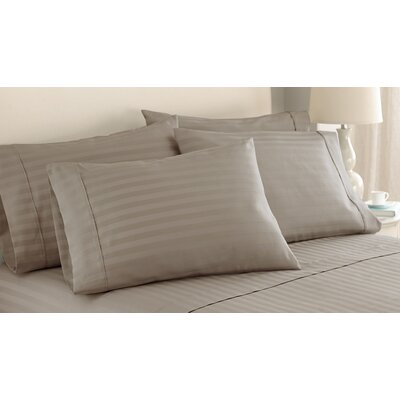 Kennebunkport 1000 Thread Count Sheet Set Size: King, Color: Taupe