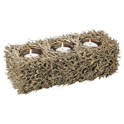 Natural Candle Holder