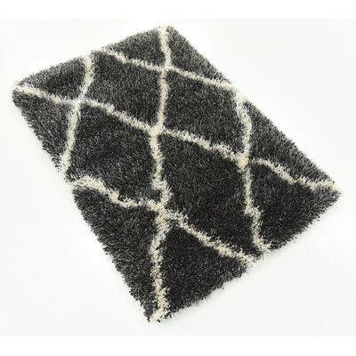 Westmont Black Area Rug Rug Size: 22 x 3