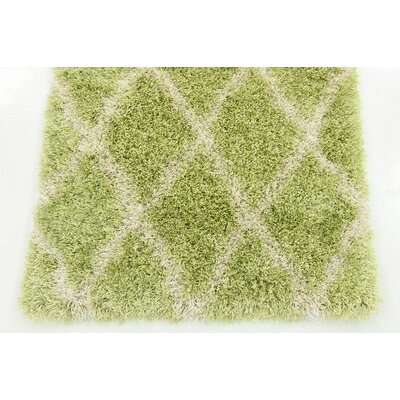 Southampton Light Green Area Rug Rug Size: Runner 27 x 10