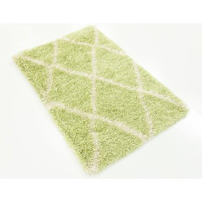 Westmont Light Green Area Rug Rug Size: 22 x 3