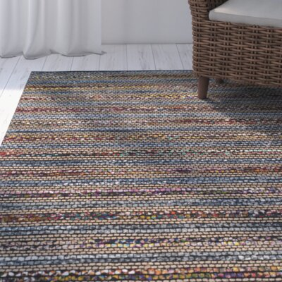 Abia Hand-Woven Area Rug Rug Size: Rectangle 6 x 9