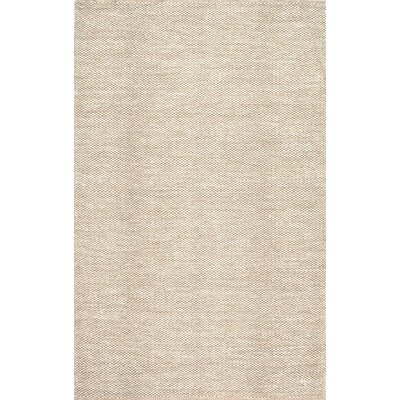 Parnell Hand-Woven Cotton Area Rug Rug Size: Rectangle 4 x 6