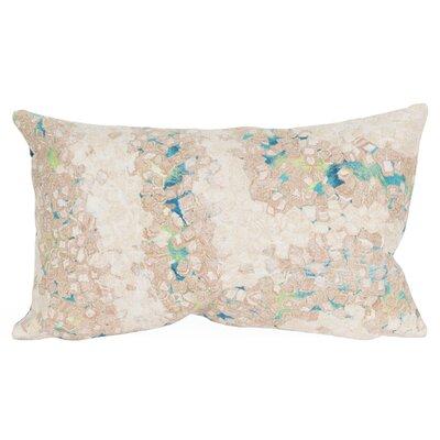 Coalton Indoor/Outdoor Lumbar Pillow Color: Blue