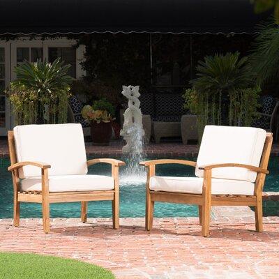 Kenmore Armchair Color: Beige