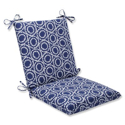 Averie Outdoor Lounge Chair Cushion Fabric: Navy