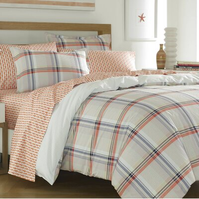 Evalyn Reversible Comforter Set Size: Twin