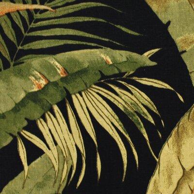 Edgerly 24 inch Swivel Bar Stool Upholstery: La Selva Paramount Ebony