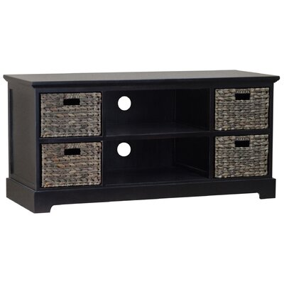 Fleming TV Stand Finish: Espresso