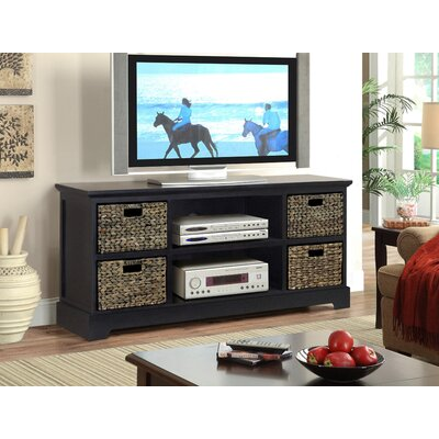 Fleming 45 TV Stand Color: Espresso