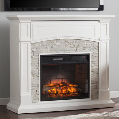 Cameron Infrared Media Electric Fireplace