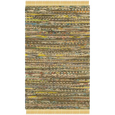 Havelock Multi Contemporary Area Rug Rug Size: 4 x 6