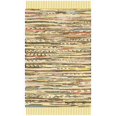 Havelock Multi Contemporary Area Rug Rug Size: 2 x 3