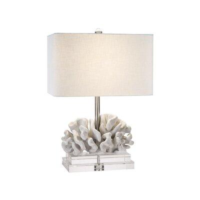 "Coastal Retreat Elkhorn Coral 22"" Table Lamp"