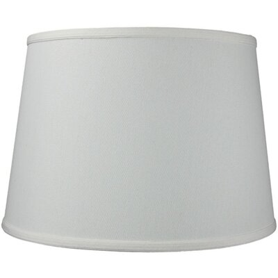 16 Linen Empire Lamp Shade Color: Light Oatmeal